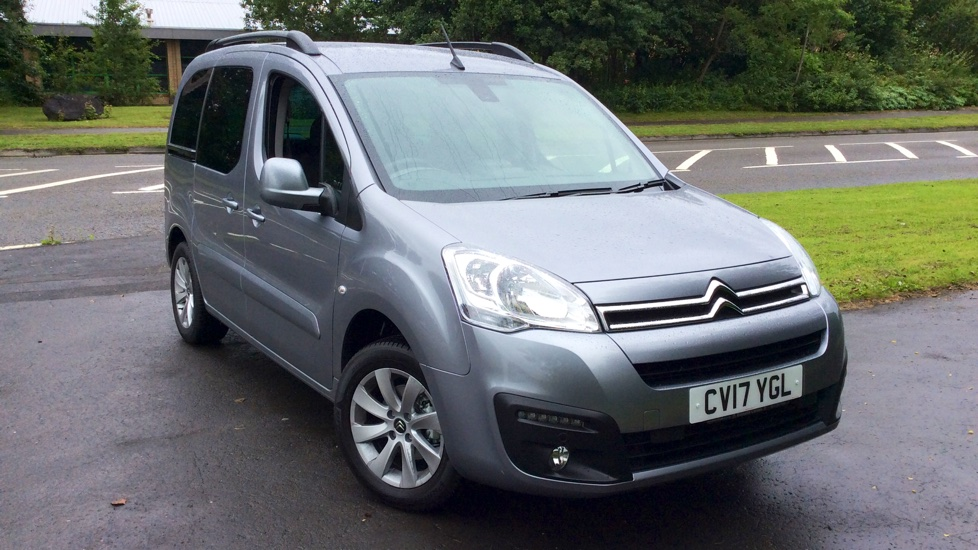 CITROEN BERLINGO MULTISPACE 1.6 BlueHDi 100 Flair 5dr