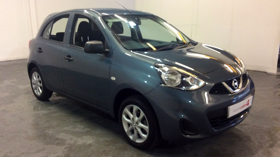 NISSAN MICRA 1.2 Vibe 5dr