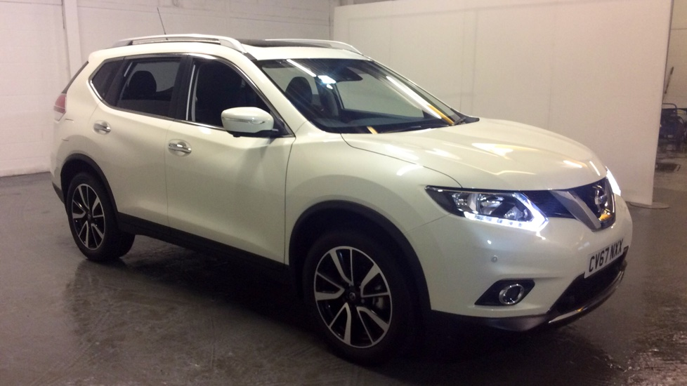 NISSAN X-TRAIL 1.6 dCi N-Vision 5dr 4WD 7 Seat