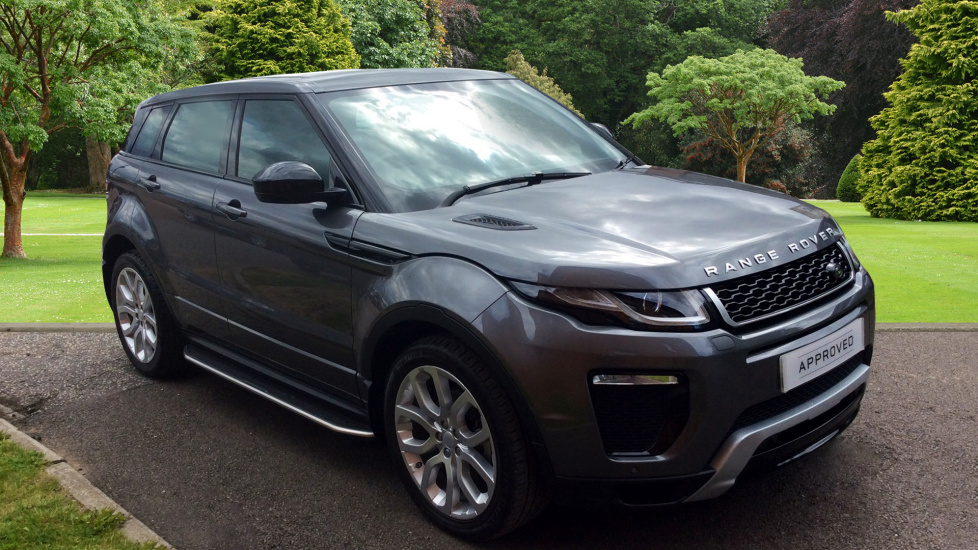 used range rover evoque for sale in york hunters land rover. Black Bedroom Furniture Sets. Home Design Ideas