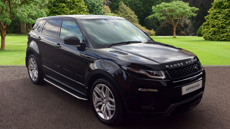 Used Range Rover Evoque For Sale In York Hunters Land Rover