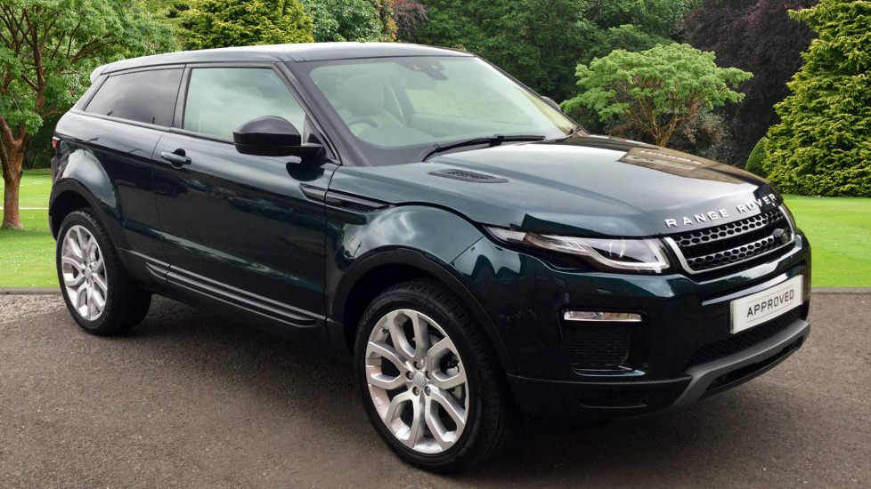 land rover range rover evoque diesel coupe 20 td4 se tech autos post. Black Bedroom Furniture Sets. Home Design Ideas