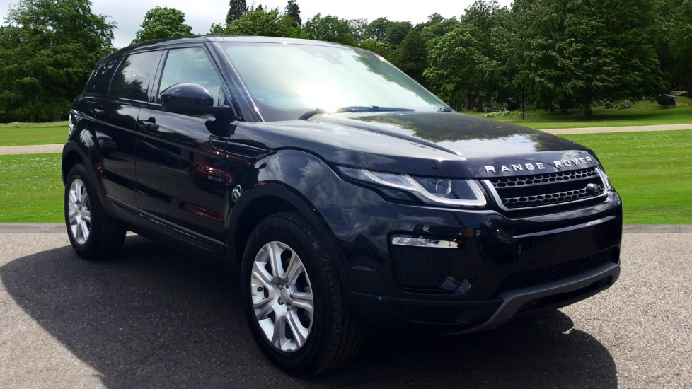 Land Rover Range Evoque 2 0 5dr Td4 Se Tech Auto 180hp Sel Automatic 5 Door Hatchback 2017 At Hatfield