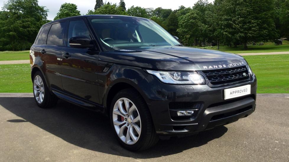 Land Rover Range Rover Sport 4.4 SDV8 Autobiography Dynamic 5dr Diesel Automatic Estate (2014) image
