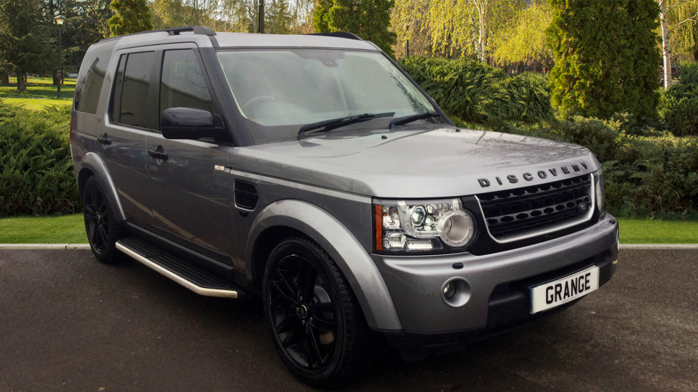 Land Rover Discovery 3.0 SDV6 Landmark LE 5dr Diesel Automatic 4x4 (2011) image