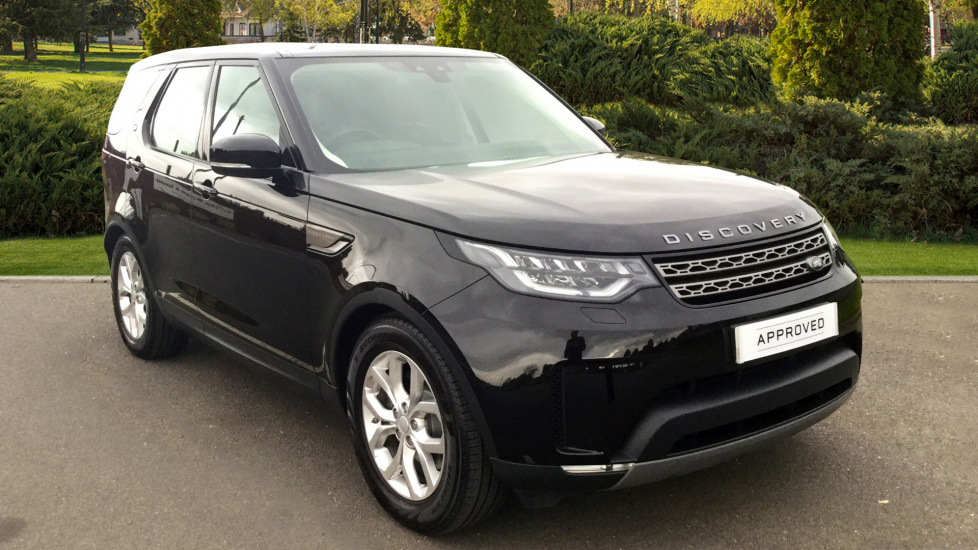 Land Rover Discovery 3.0 TD6 SE 5dr Diesel Automatic Estate (2017)