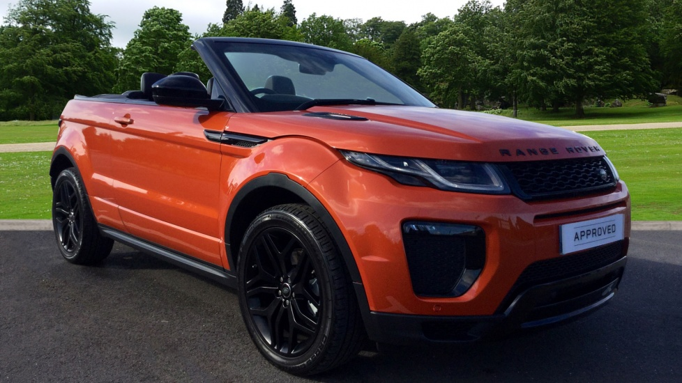 used land rover convertible cars for sale grange. Black Bedroom Furniture Sets. Home Design Ideas