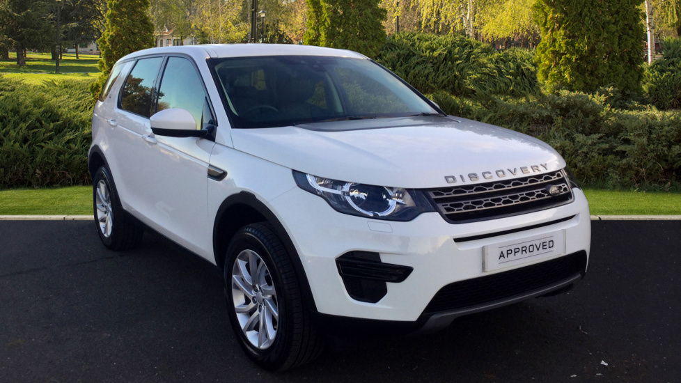 Land Rover Discovery Sport 2.0 TD4 180 SE 5dr Diesel 4x4 (2017) image