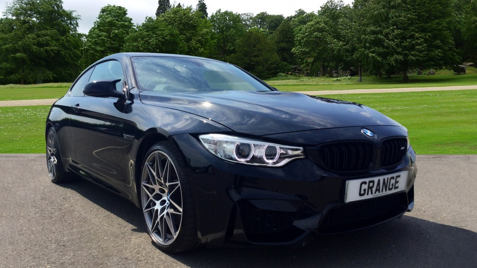 BMW 4 Series M4 2dr DCT [Competition Pack] 3.0 Automatic Coupe (2016) image