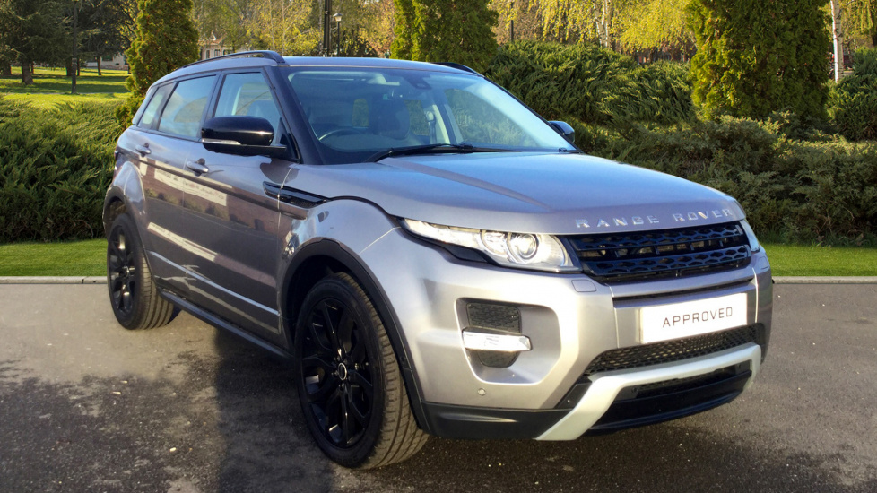 Land Rover Range Rover Evoque 2.2 SD4 Dynamic 5dr [Lux Pack] Diesel Automatic Hatchback (2012) image
