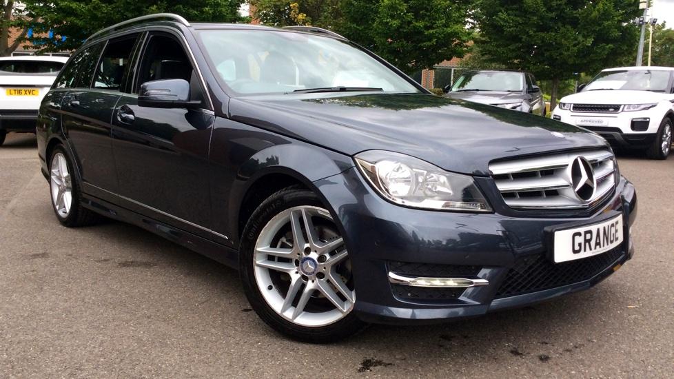 Mercedes-Benz C-Class C250 BlueEFFICIENCY AMG Sport 5dr 1.8 Automatic Estate (2013)