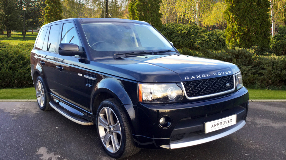 Land Rover Range Rover Sport 3.0 SDV6 HSE Black Edition 5dr Diesel Automatic Estate (2013) image