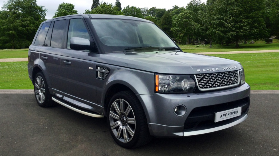 Land Rover Range Rover Sport 3.0 SDV6 Autobiography Sport 5dr Diesel Automatic Estate (2012) image