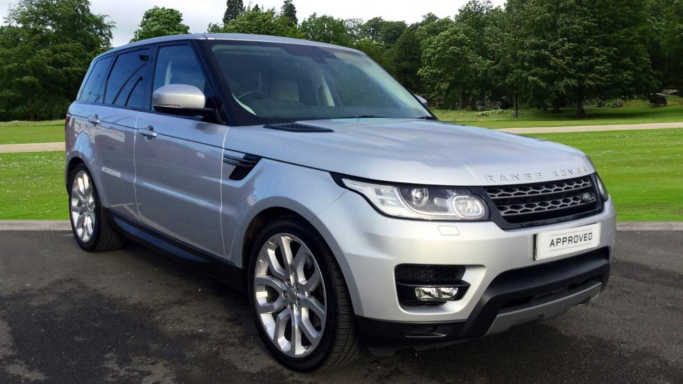 Land Rover Range Rover Sport 3.0 TDV6 SE 5dr Diesel Automatic Estate (2014) image