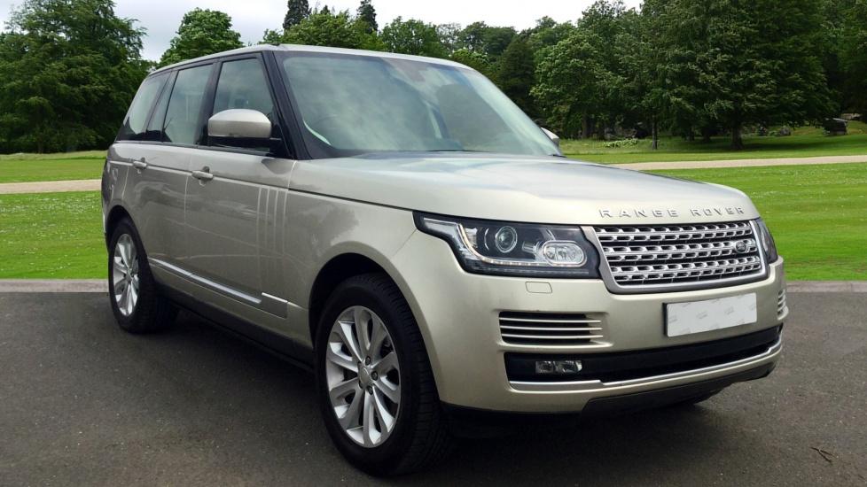 Land Rover Range Rover 4.4 SDV8 Vogue 4dr Diesel Automatic 5 door Estate (2014) image