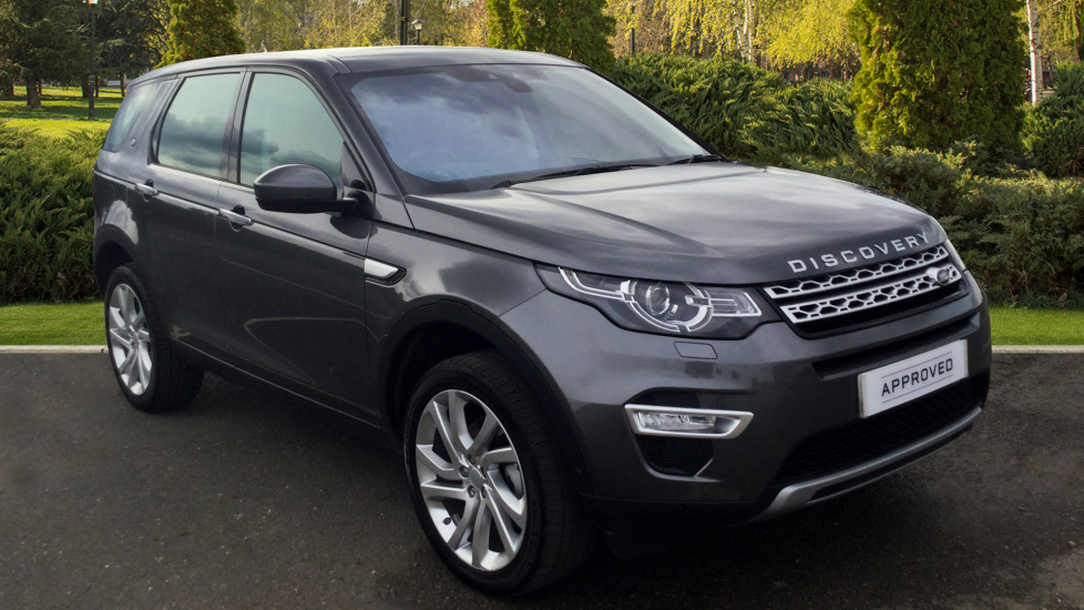 land rover discovery sport 2 0 td4 180 hse luxury 5dr. Black Bedroom Furniture Sets. Home Design Ideas