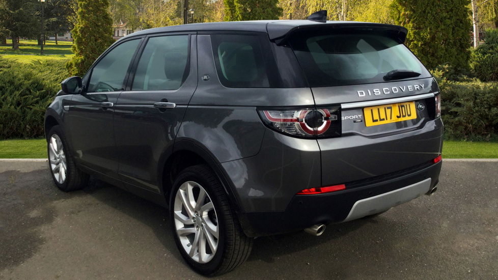 land rover discovery sport 2 0 td4 180 hse luxury 5dr diesel estate 2017 ll17jdu in stock. Black Bedroom Furniture Sets. Home Design Ideas