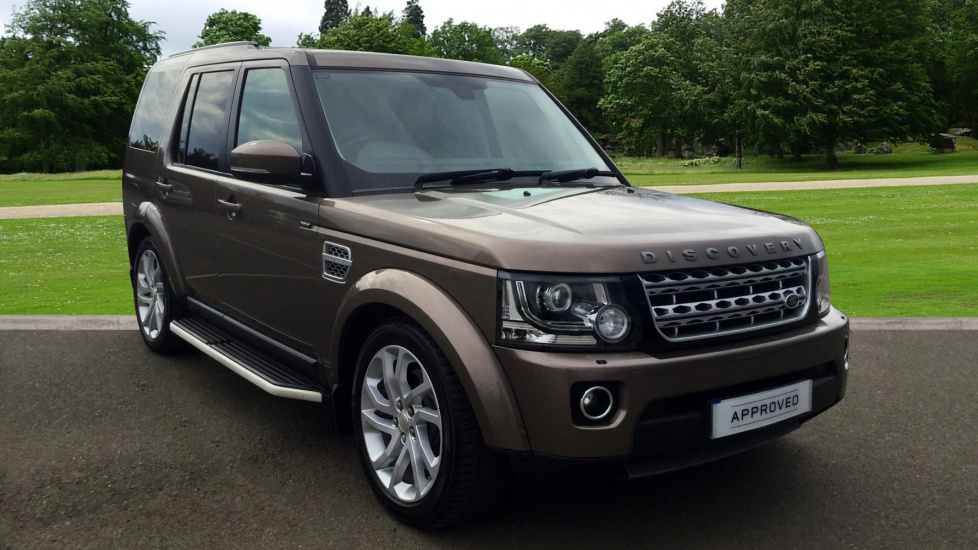 Land Rover Discovery 3.0 SDV6 HSE 5dr Diesel Automatic Estate (2014) image