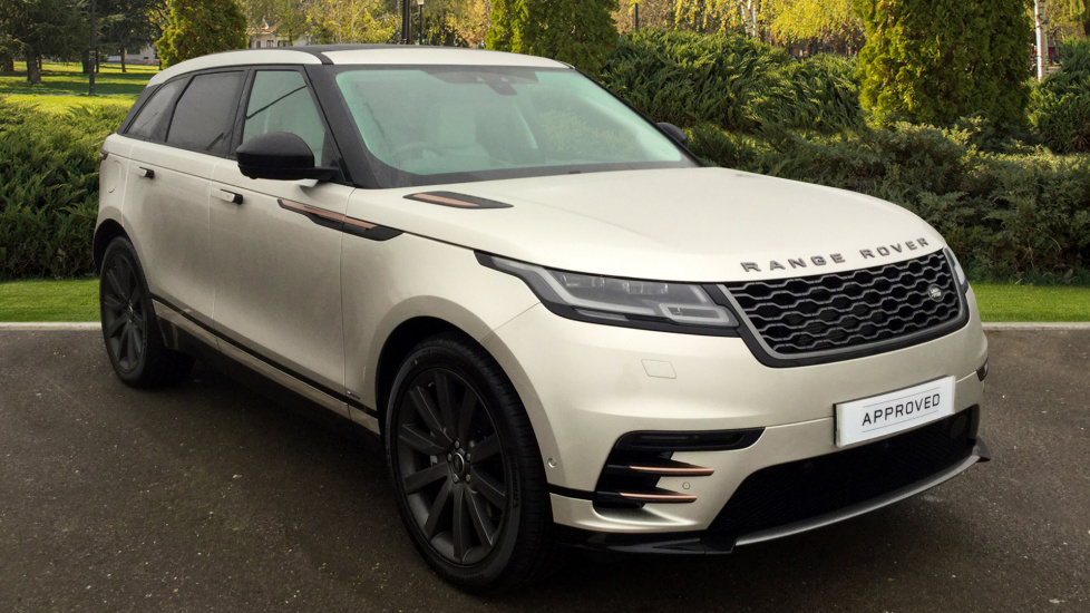 Land Rover Range Rover Velar 3.0 P380 R-Dynamic HSE 5dr Automatic Estate (2018) image
