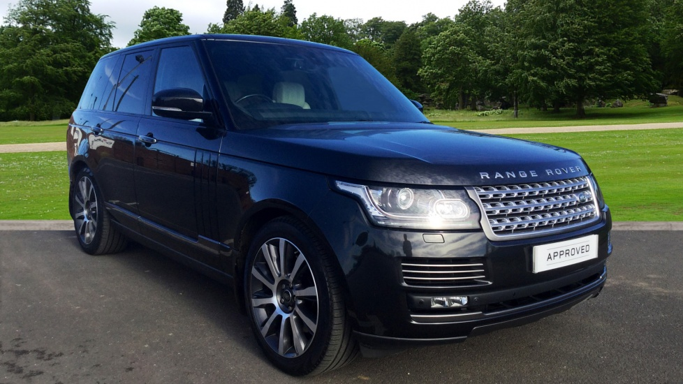 Land Rover Range Rover 4.4 SDV8 Autobiography 4dr Diesel Automatic 5 door Estate (2014) image