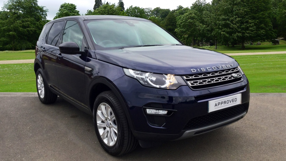 Land Rover Discovery Sport 2.0 TD4 180 SE Tech 5dr Diesel Automatic Estate (2016) image