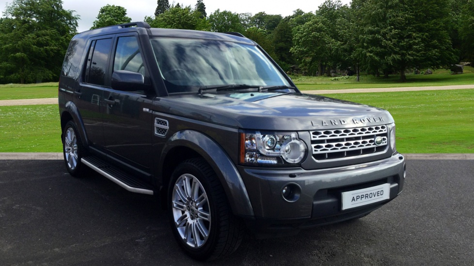 Land Rover Discovery 3.0 SDV6 HSE Luxury 5dr Diesel Automatic Estate (2013) image