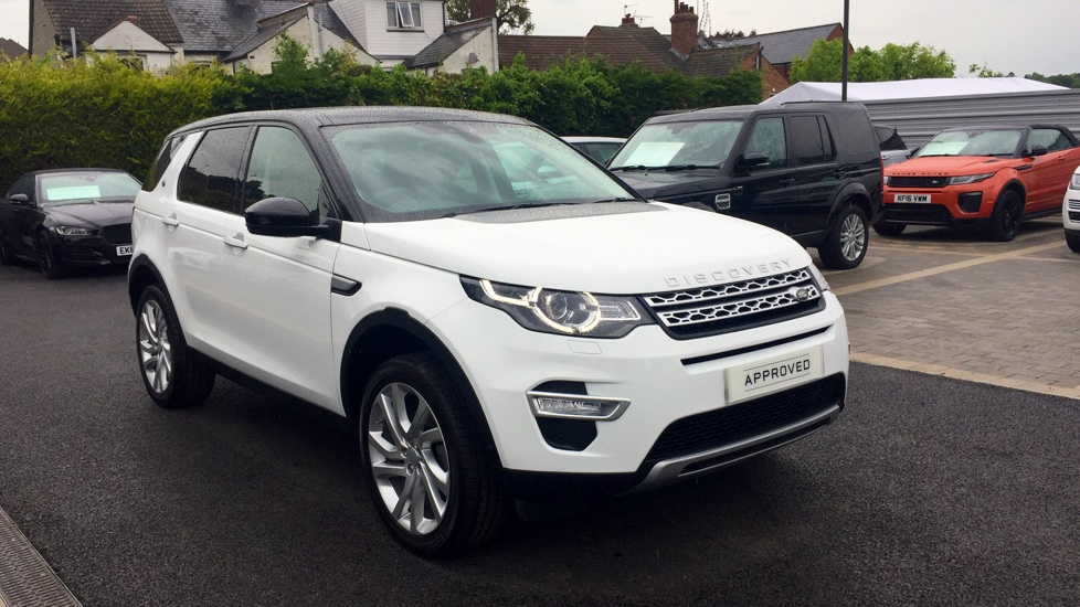 Land Rover Discovery Sport HSE Luxury 2.0 TD4 5dr Diesel Automatic 4x4 (2016) image