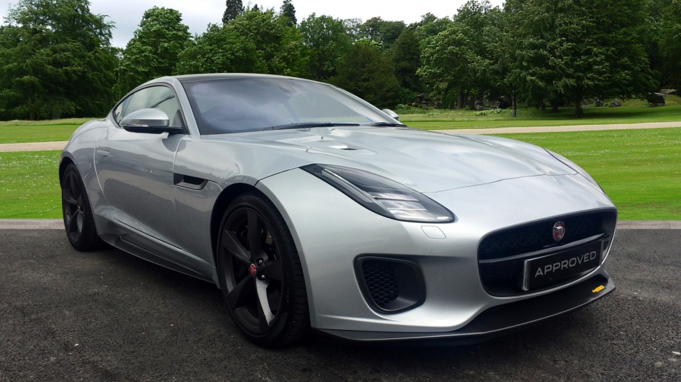Jaguar F-TYPE 3.0 Supercharged V6 400 Sport 2dr AWD Automatic Coupe (2017)