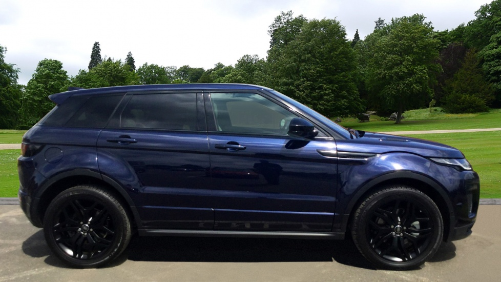 Land Rover Evoque Used Car Review