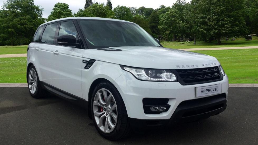 Land Rover Range Rover Sport 5.0 V8 S/C Autobiography Dynamic 5dr Automatic Estate (2014) image