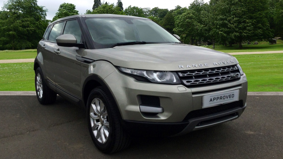 Land Rover Range Rover Evoque 2.2 SD4 Pure 5dr [Tech Pack] Diesel Hatchback (2014) image