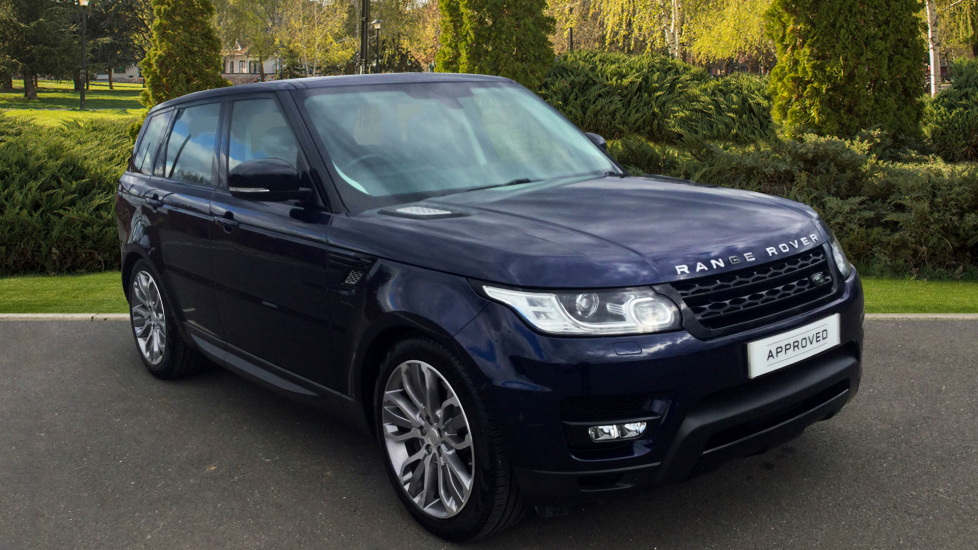 Land Rover Range Rover Sport 3.0 SDV6 HSE Dynamic 5dr Diesel Automatic Estate (2014) image