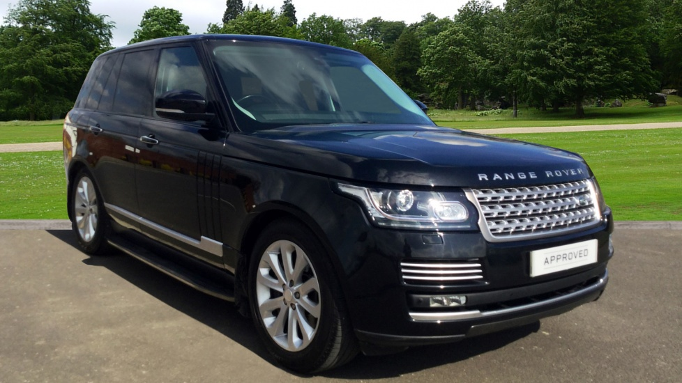 Land Rover Range Rover 4.4 SDV8 Vogue SE 4dr Diesel Automatic 5 door Estate (2014) image
