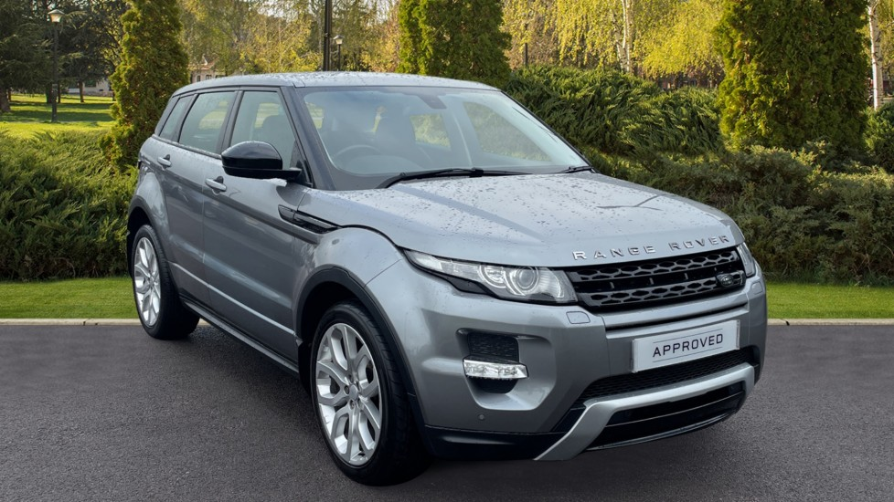land rover range rover evoque 2 2 sd4 dynamic 5dr diesel. Black Bedroom Furniture Sets. Home Design Ideas
