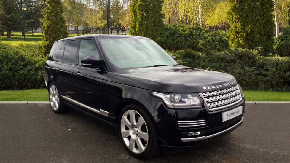 Land Rover Range Rover 5.0 V8 Supercharged Autobiography 4dr [SS] Automatic 5 door Estate (2014) image
