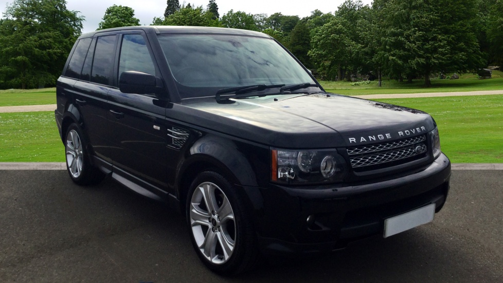 Land Rover Range Rover Sport 3.0 SDV6 HSE Black Edition 5dr Diesel Automatic Estate (2012) image