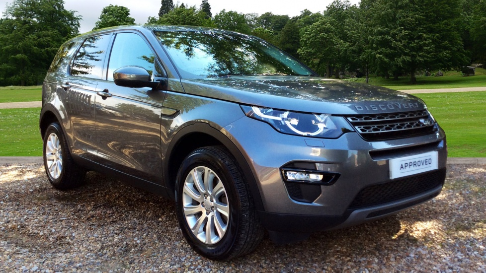 Land Rover Discovery Sport 2.2 SD4 SE Tech 5dr Diesel Saloon (2015) image