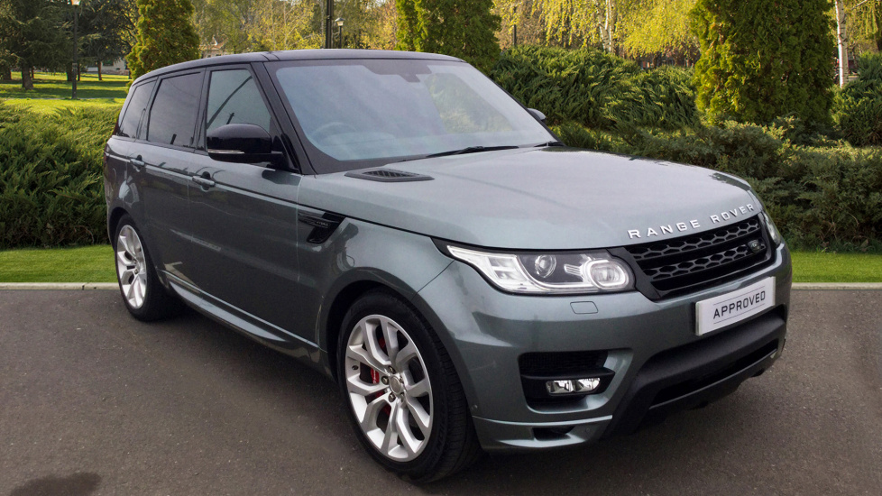 Land Rover Range Rover Sport 3.0 SDV6 HEV Autobiography Dynamic 5dr Diesel/Electric Automatic Estate (2014) image
