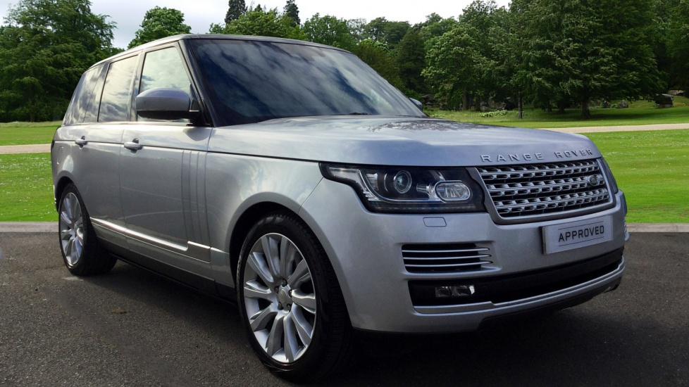 used land rover silver cars for sale grange. Black Bedroom Furniture Sets. Home Design Ideas