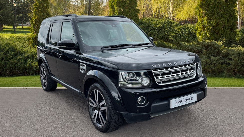 Land Rover Discovery 3.0 SDV6 HSE Luxury 5dr 7 seats and convenience pack Diesel Automatic 4x4 (2015)