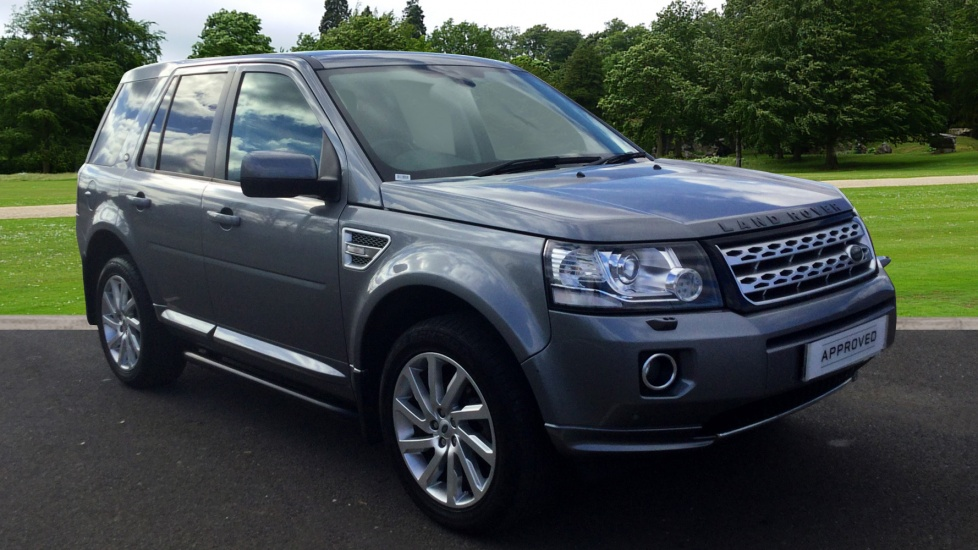 Land Rover Freelander 2.2 SD4 HSE 5dr Diesel Automatic Estate (2013) image