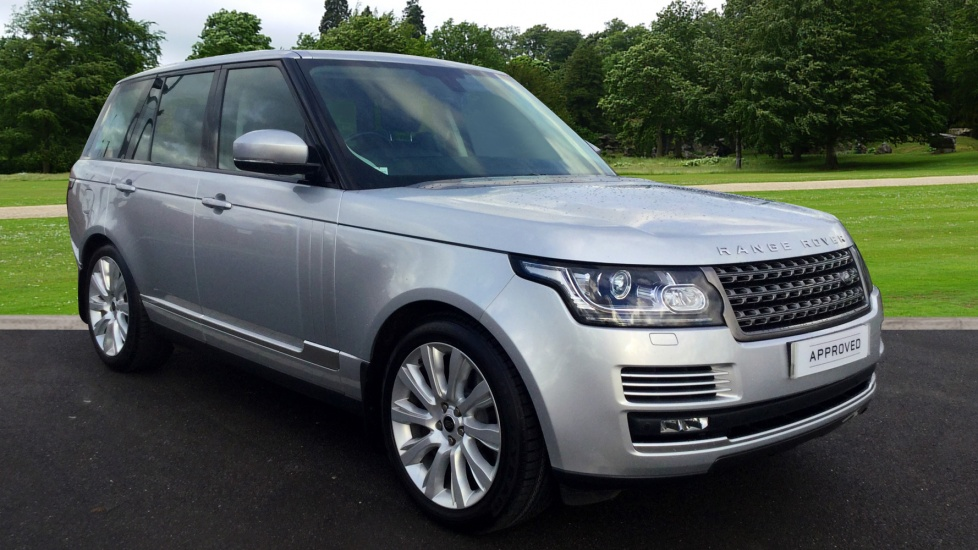 Land Rover Range Rover 3.0 TDV6 Vogue 4dr Diesel Automatic 5 door Estate (2013) image