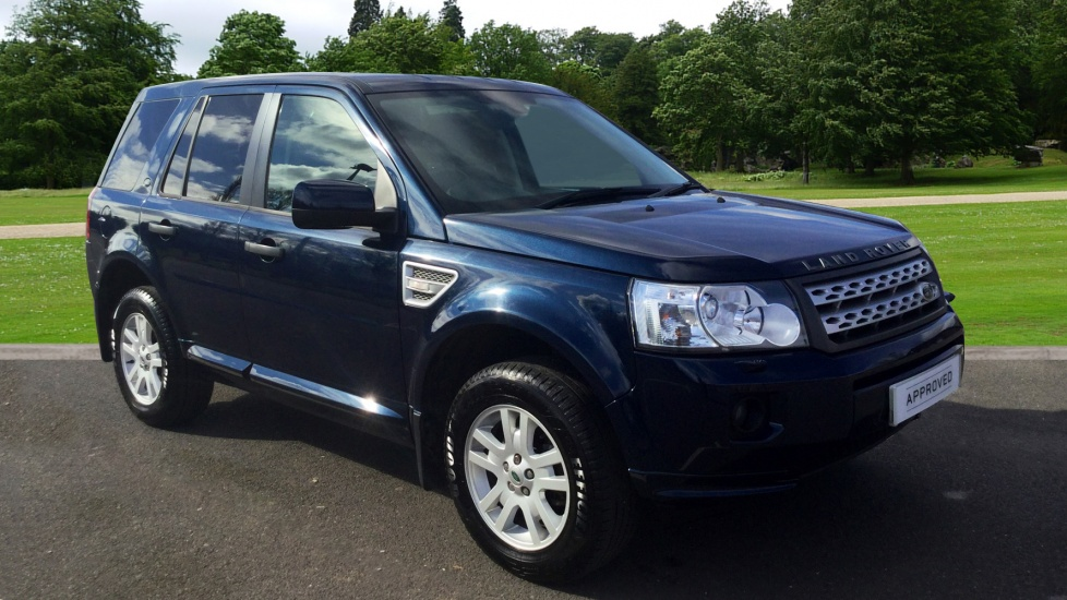 Land Rover Freelander 2.2 SD4 XS 5dr Diesel Automatic 4x4 (2010) image