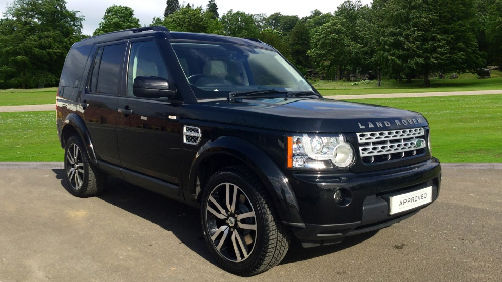 Land Rover Discovery 3.0 SDV6 HSE Luxury 5dr Diesel Automatic 4x4 (2013) image