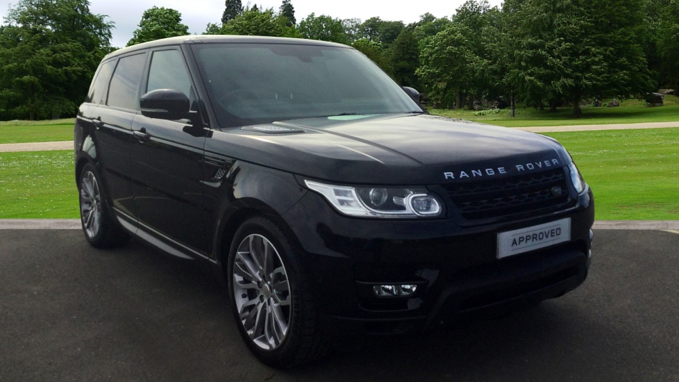Land Rover Range Rover Sport 3.0 SDV6 HSE Dynamic 5dr Diesel Automatic 4x4 (2013) image