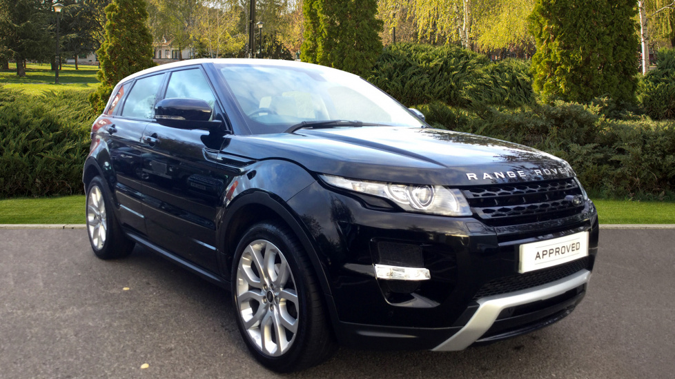 Land Rover Range Rover Evoque 2.2 SD4 Dynamic 5dr Diesel Automatic Hatchback (2013) image