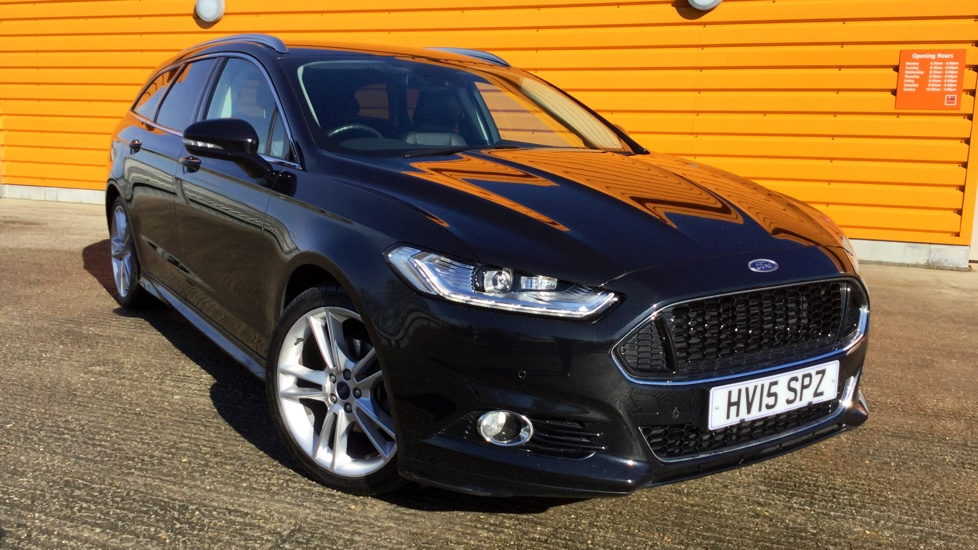 2015 (15) Ford Mondeo 2.0 TDCi 180 Titanium X 5dr Powershift For Sale In Chichester, West Sussex