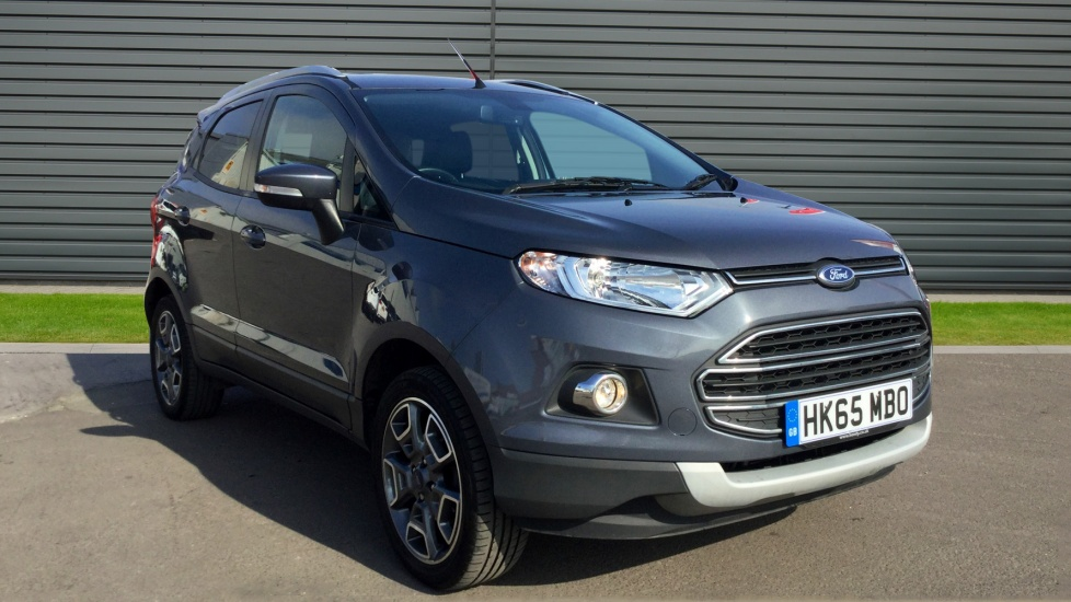 2015 (65) Ford Ecosport 1.5 TDCi Titanium For Sale In Portsmouth, Hampshire