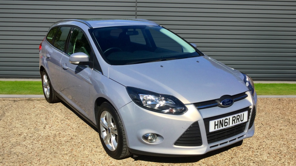 2012 (61) Ford Focus 1.6 125 Zetec Powershift Auto For Sale In Portsmouth, Hampshire