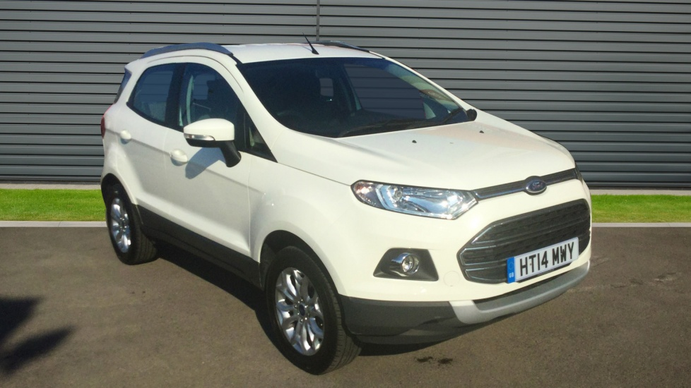2014 (14) Ford Ecosport 1.5 Titanium For Sale In Portsmouth, Hampshire
